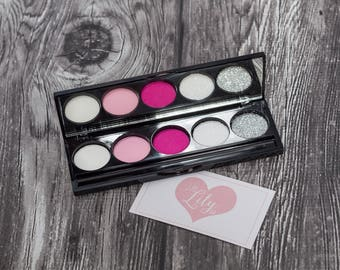 Pretend make up- Princess palette