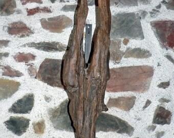 """Cernunos"" Driftwood Wall Sconce"