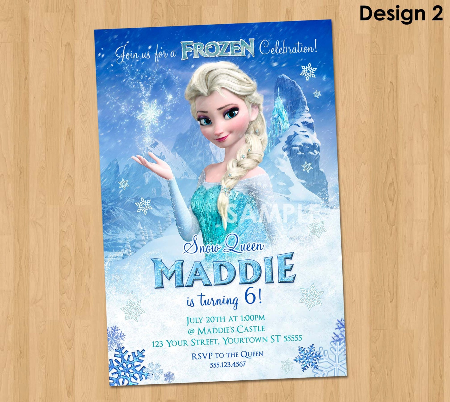 Fresh Frozen Birthday Cards Pics - laughterisaleap.com