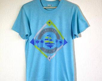 1980s Virginia Beach vintage t-shirt