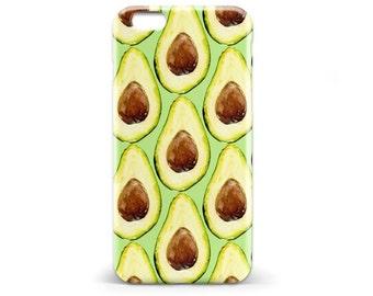 1431 // Avocado Phone Case iPhone 5 5S, iPhone 6 6S, Samsung Galaxy S5, Samsung Galaxy S6, Samsung Galaxy S7 Edge Plus