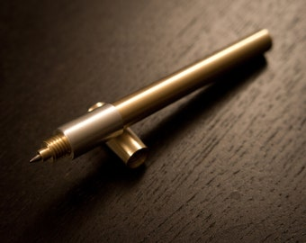 Machinist Pen Brass - MK1