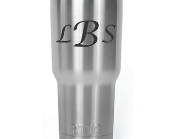 Laser Etched RTIC Tumbler