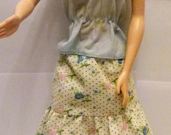 "Vintage 1978 GIANT 18"" Mego Corp CANDI Doll W  Original Outfit"