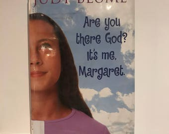 Are You There God? It's Me, Margaret by Judy Blume Hollow Treasure Keeper Stash Book