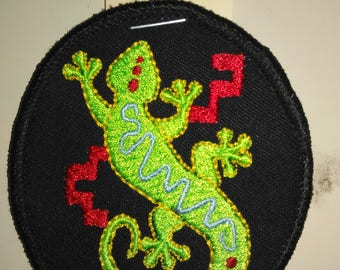 Southwestern Lizard Patch
