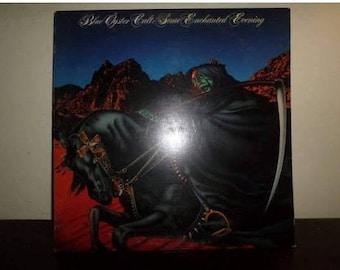 Vintage 1978 Vinyl LP Record Some Enchanted Evening Blue Oyster Cult BOC Excellent Condition 8739