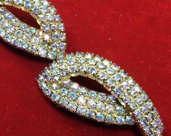 Goldtone Vintage shoe clips