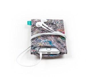 iPhone X sleeve, iPhone 7 cover, iPhone felt, Galaxy S9 Plus case, iPhone se case, vegan, Gopher