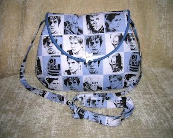 "Star Wars  ""Princess Leia"" shoulder strap purse - smaller  version"