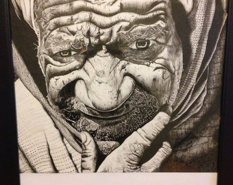 Egyptian Man Print