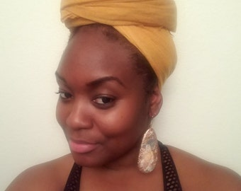 Solid headwraps
