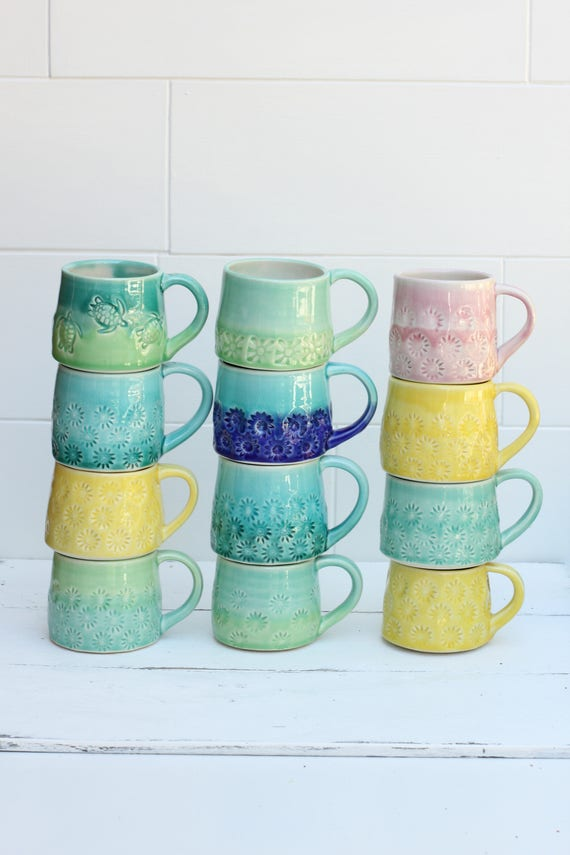 SALE coffee cup // ceramic mugs