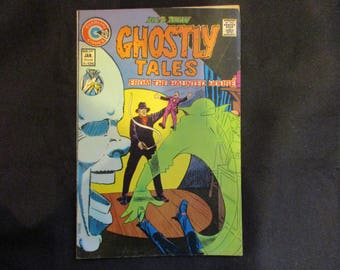 Ghostly Tales #109 Charlton Comics 1974