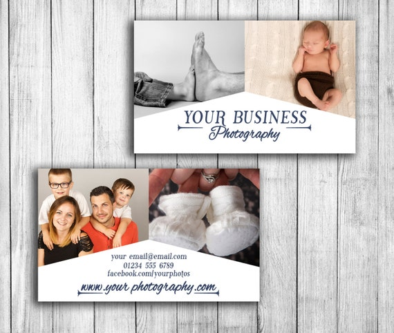 Photography business card template wedding photographer business photography business card template wedding photographer business card design portrait photo marketing customisable photoshop templates from accmission Gallery