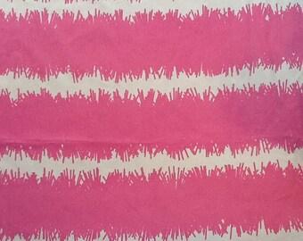 STUDIO BON BANG Hot Pink Pillow Cover