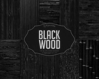 Schwarzes Holz digital papier strand holz texturen treibholz hintergründe