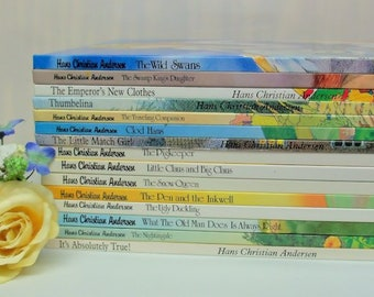 Tales of Hans Christian Anderson - 15 Books - Like New