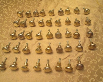 BRASS-Tone Cabinet Knobs