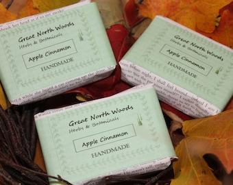 Apple Cinnamon Soap