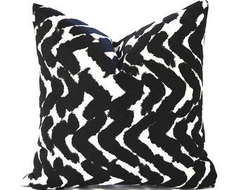 Black Pillow Covers ANY SIZE Decorative Pillows Pillow Inserts Best Pillow Floor Pillows Euro Pillows Premier Prints Cosmic Black