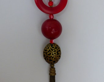 NECKLACE sphere Amor - Made in FRANCE