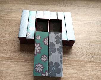 10 pcs jewelry packaging box, necklace  bracelet box,  Chocolate box, Gift box, retail Packaging box,