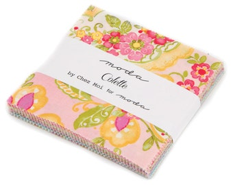 Colette - Charm Pack by Chez Moi for Moda Fabrics