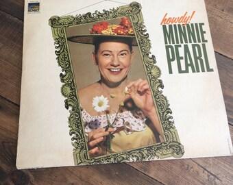 Vintage Minnie Pearl Album