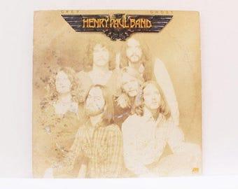 Henry Paul Band, Ghost, 1979,  Vintage LP, Vinyl, Record, Album