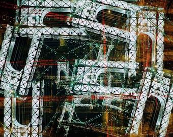 Fine Art Composition - Landmarks Series