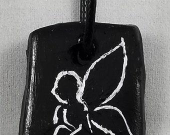 Handmade Fairy Pendant Necklace
