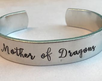 Mother of Dragons cuff