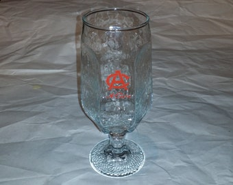 Coors Beer Glass AC Logo