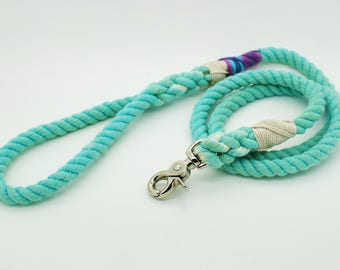 Pure Cotton Rope Lead 12mm