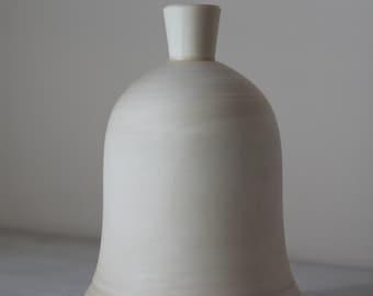 Wooden bell (14 cm) / Christmas bell