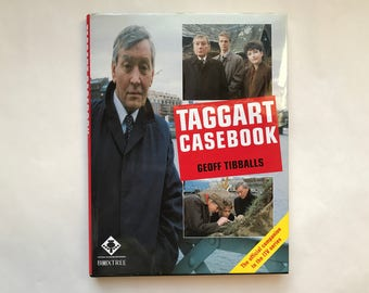 Taggart Casebook, Tibballs, Geoff, Published byBoxtree, 1994 - Detective and mystery television programs