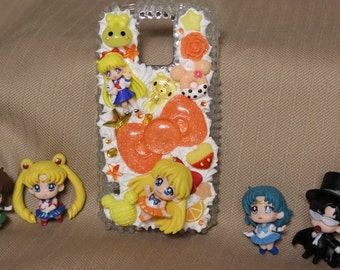 Made to order decoden electronics case (2 figures)