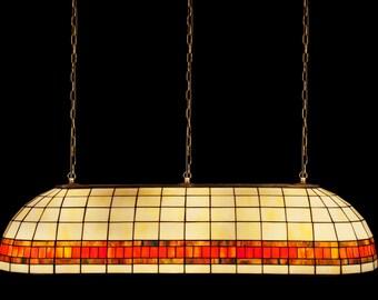 Island Light, Pool Table Lamp Shade, Billiard Room Decor, Billiard Light, Pool Table Light, Pool Table Accesories, Island Lighting