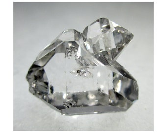 4.9 gram Herkimer Diamond CRYSTAL w/ Rider - ww957