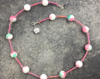 Candy Jade Necklace