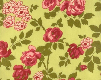 SALE - Avoncliff Green Floral from RJR