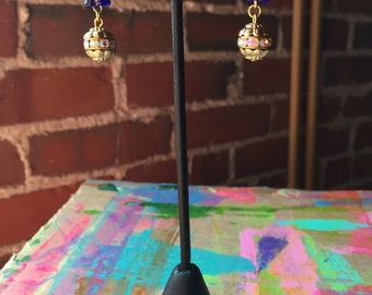 Decadent Disco Dangle Earrings