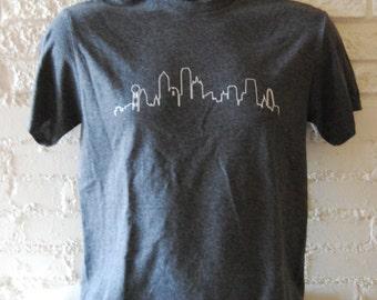 City Skyline Shirt - Dallas, TX
