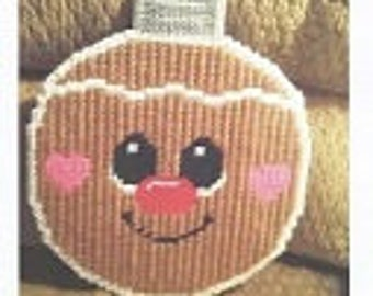 Gingerbread Ornament Wall Hanging