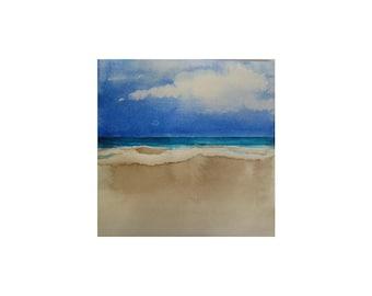 Caribbean Beach I