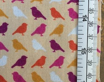 Birds fabric by Erin McMorris