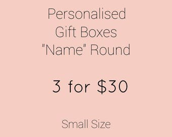 Sale- 3 boxes for 30 dollars, 15cm diameter
