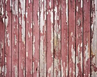 Peeling Distressed old wood photo backdrop, Newborns Photography Background, Weathered Painted Wood Planks Floordrop N-018