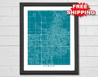 Rapid City Map Art City Maps South Dakota Travel Map